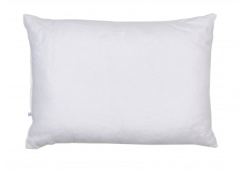 Pillow with pine wood
