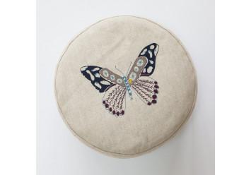 Pouf Schmetterling