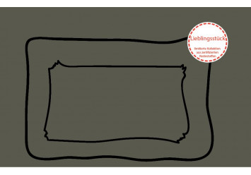 FITTED SHEET SATEEN Stone -...
