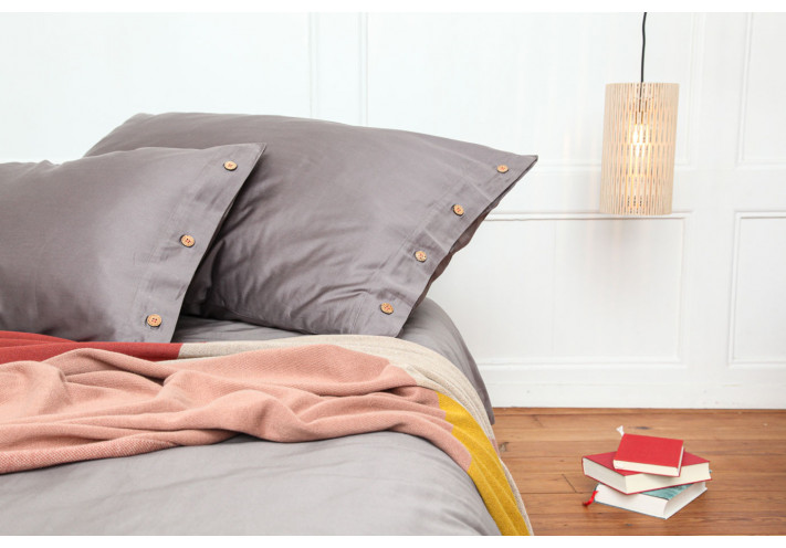 DUVET COVER SATEEN Stone - Limited...