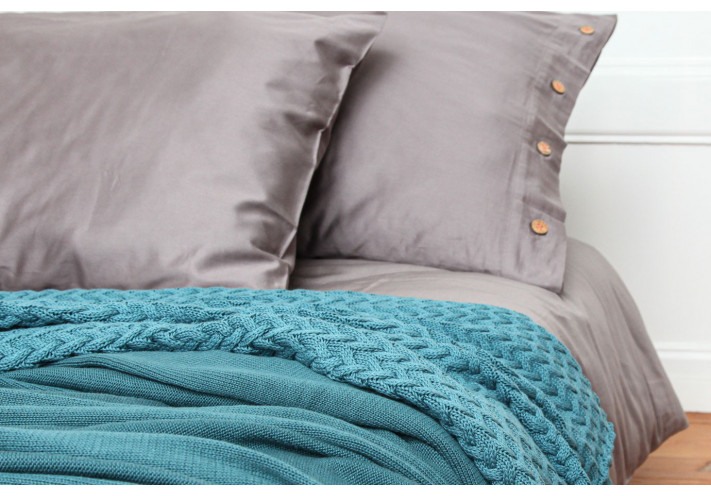 PILLOW CASE SATEEN Stone - Limited...