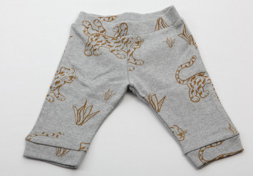 Trousers With Chetaah Print