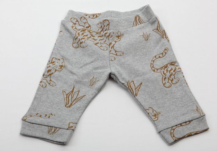 Trousers With Chetaah Print