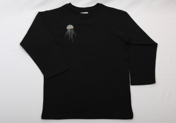 Sweater with Jellyfish