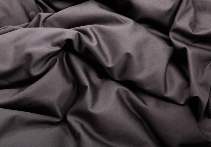 DUVET COVER SATEEN Charcoal - Limited...