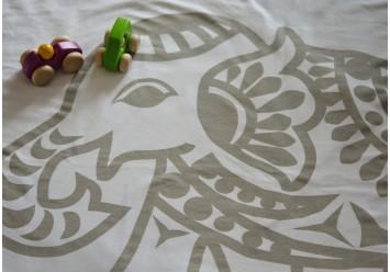 KUSCHELDECKE ELEPHANT