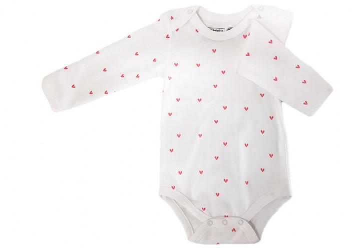 BABY BODY Herzchen