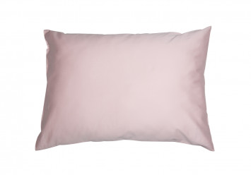 PILLOW CASE SATEEN SOFT CORALL