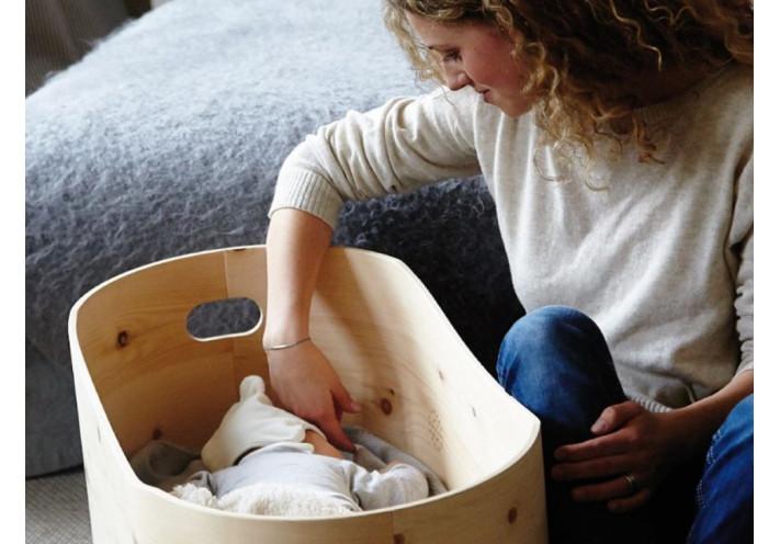 bennis nest babykrippe. Black Bedroom Furniture Sets. Home Design Ideas